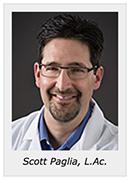 Scott Paglia, L.Ac. is a Board Certified and Licensed Acupuncturist in Bellingham.