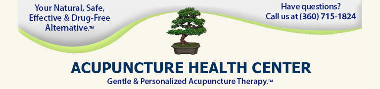 Acupuncture Bellingham, WA